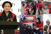 Ini Perintah Megawati Untuk Kader dan Simpatisan Partai Banteng