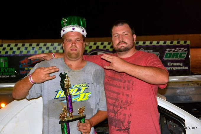 7th Annual King of Compacts at Moler Raceway Park