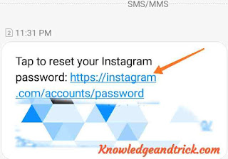 Instagram password reset kaise kare
