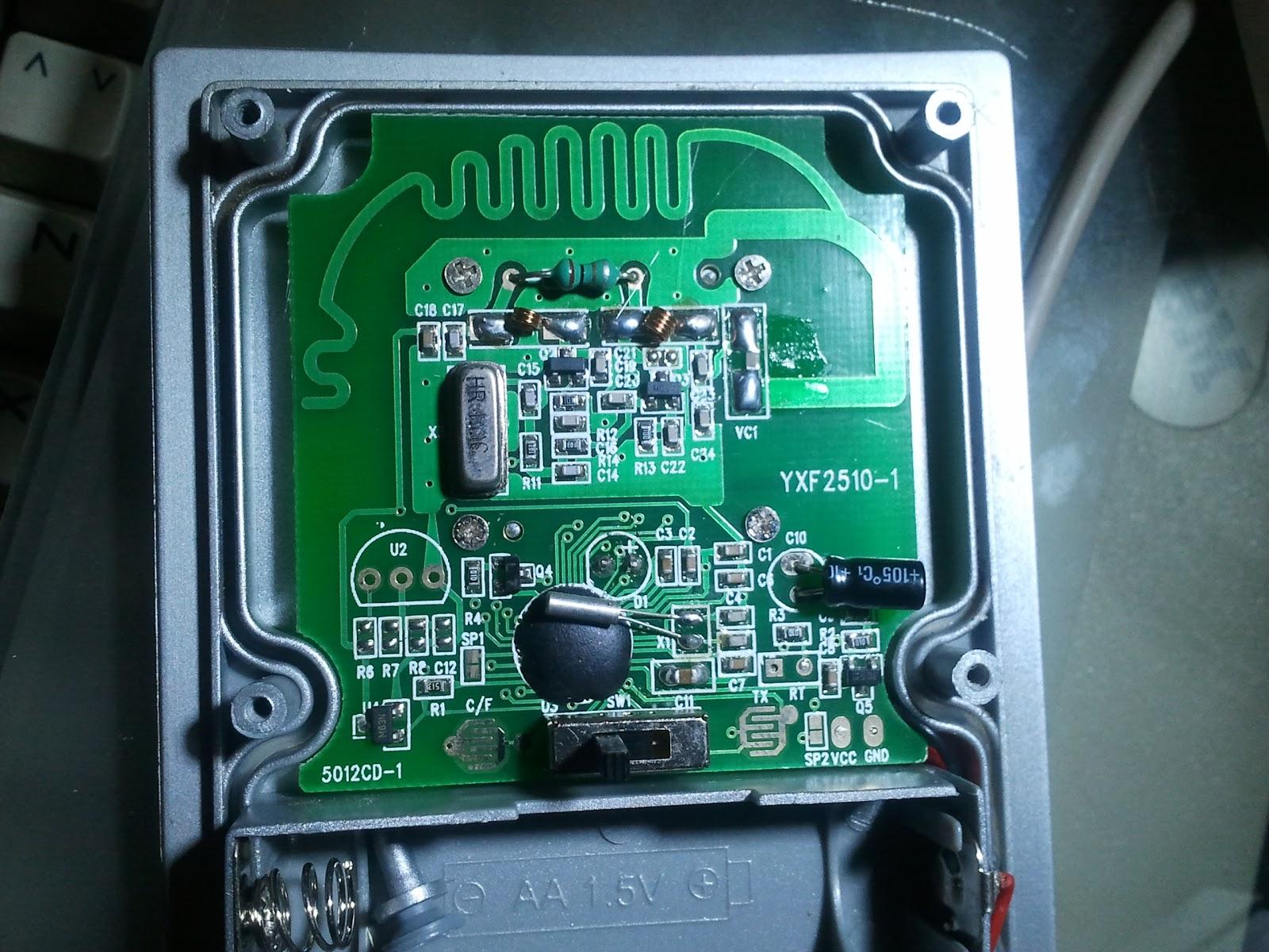 Programacion electronica linux y un poco de todo for Estacion meteorologica barata