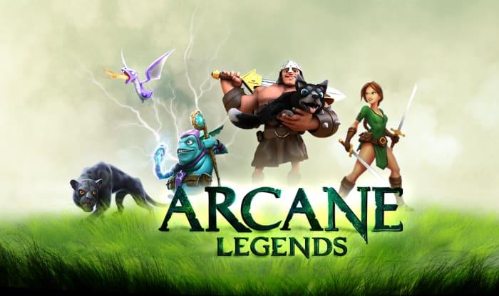 العاب-كمبيوتر-بدون-تحميل-لعبة-Arcane-Legends