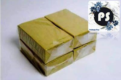 Rock Wool size 10 x 15 x 7.5 cm