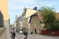 downtown Linköping