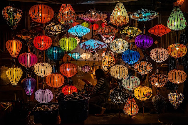 The history of Hoi An's lanterns