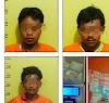 Polsek Bangko Pusako Amankan 3 Pelaku Penyalahgunaan Narkoba