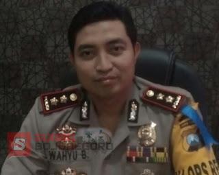 Mudik Aman,  Kapolres Bojonegoro Himbau Warga Titipkan Barang Berharga Di Kantor Polisi