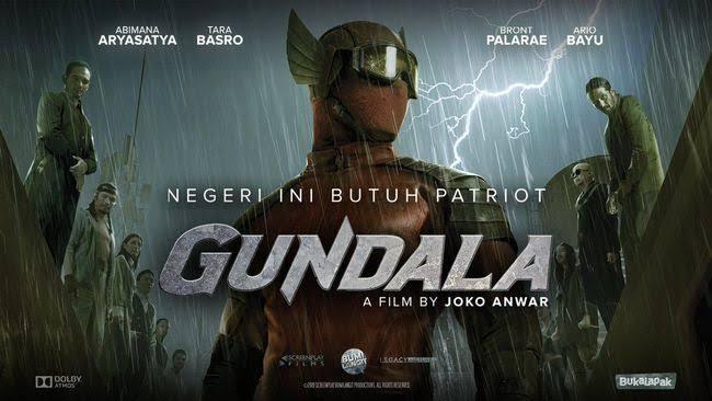 Gundala (2019) WEBDL
