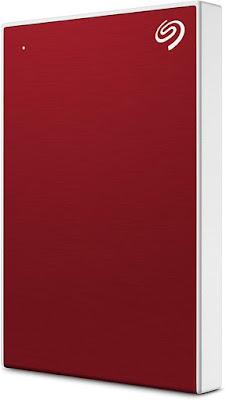 Review Seagate Backup Plus Slim 1TB External Hard Drive