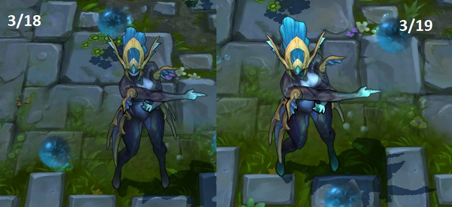 surrender at 20 319 pbe update super galaxy rumble