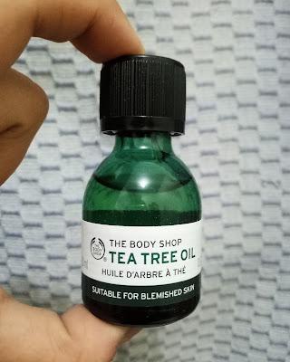 [REVIEW] Tea Tree Oil - Jerawat Kempes