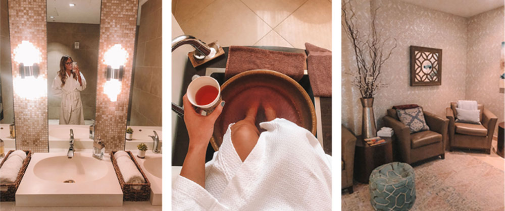 OKC Blogger Amanda's OK has a spa day in Chickasaw Country at Sole'renity Spa