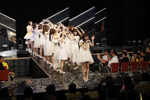 Penampilan Terakhir Sashihara Rino HKT48 Di Teater