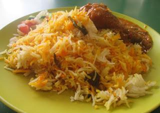 Nasi Biryani