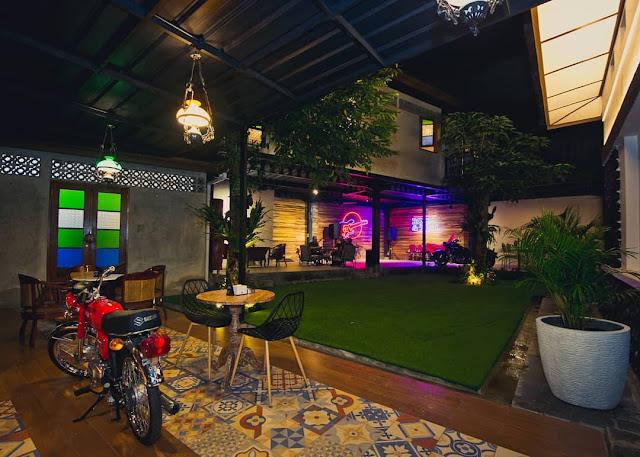 Cafe Kalaras Heritage Bogor