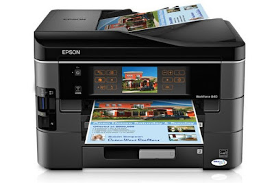 Epson WorkForce 840 Review - Free Download Driver