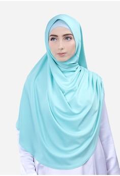 Jilbab Hijau Tosca