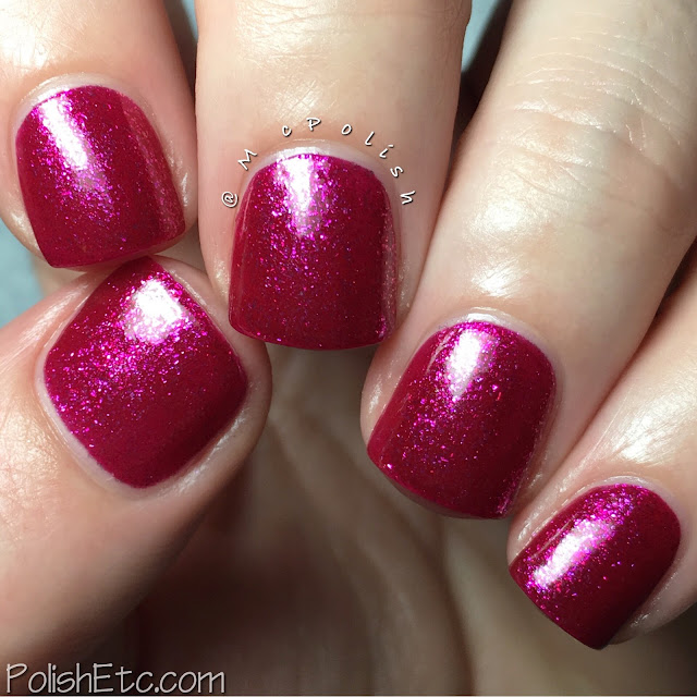 Ellagee - Three Years of Sparkle Collection - McPolish - Three Years of Sparkle