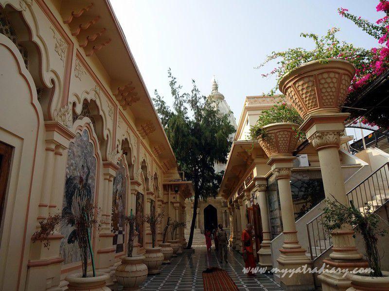 ISKCON Hare Rama Hare Krishna Temple, Vrindavan Uttar Pradesh
