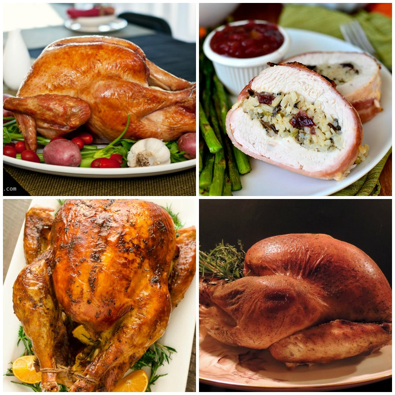 20 Holiday Turkey Recipes from www.bobbiskozykitchen.com
