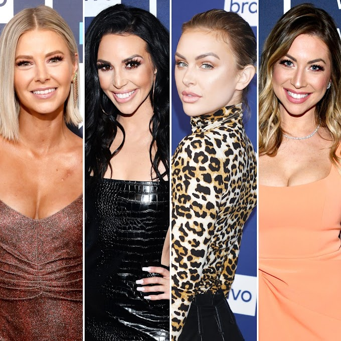 Ariana Madix Weighs In On Scheana Shay's Fallout With Lala Kent And Shares An Update Of Her Relationships With Stassi Schroeder And Lala! Plus Ariana Dishes On 'Vanderpump Rules' Season 9 Plans!