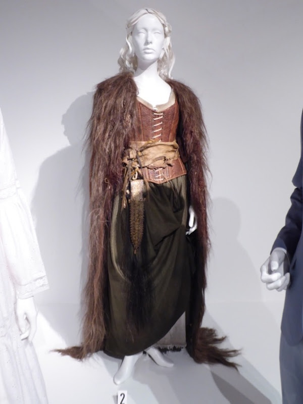Lady Gaga American Horror Story Roanoke Scathach costume