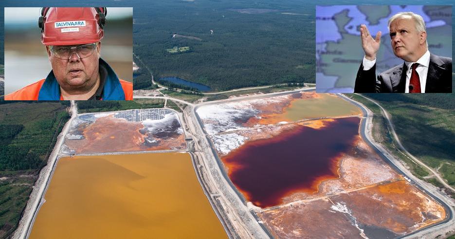 talvivaaran kaivos työpaikat Vantaa