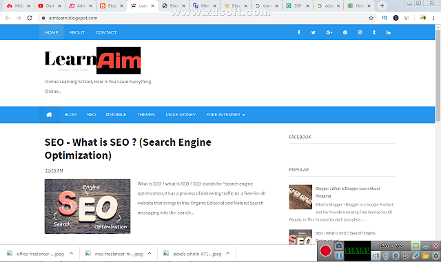 Top 3 Responsive Blogger Templates 2020 | High Quality Adsense friendly Templetes