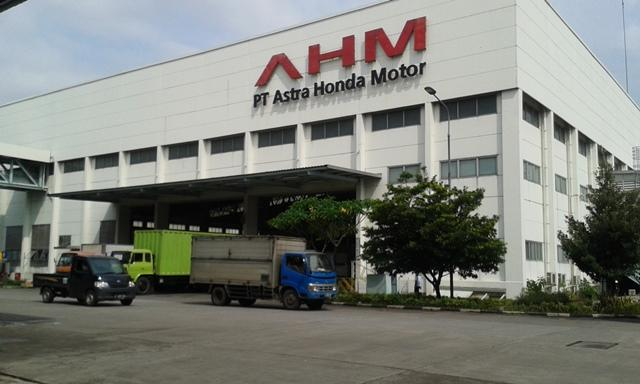 Info Lowongan Kerja Untuk PT.Astra Honda Motor (AHM)
