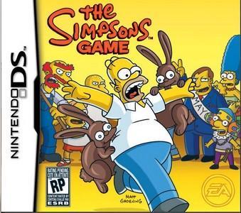 Rom Los Simpsons El Videojuego NDS