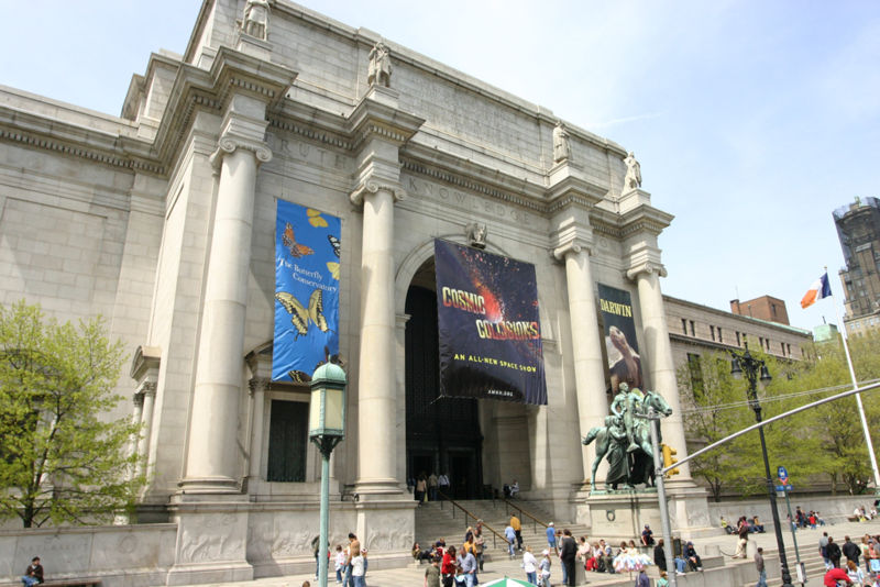 Older Pictures Of Museum Of Natural History