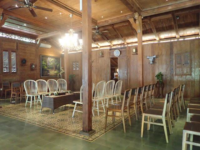 fasilitas bilik kayu heritage jogja