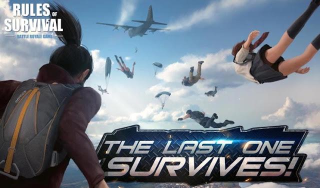 Rules Of Survival - Game Battle Royale Android Terbaik Terbaru