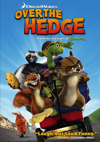 Over The Hedge 2006 Dual Audio