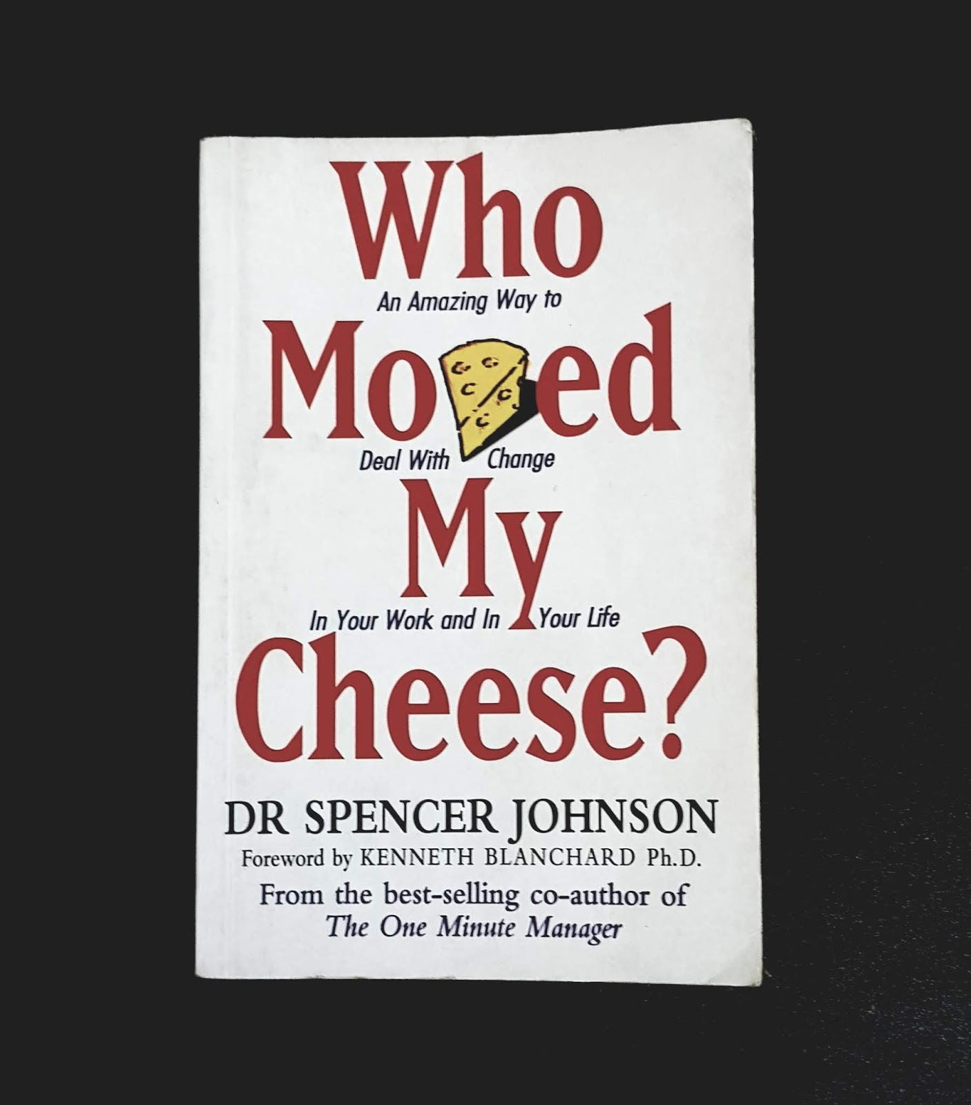 a review of the book who moved my cheese