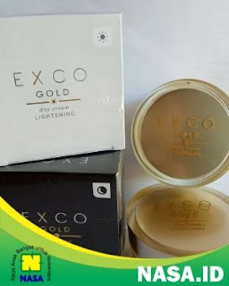 Exco Gold Day Cream Lightening