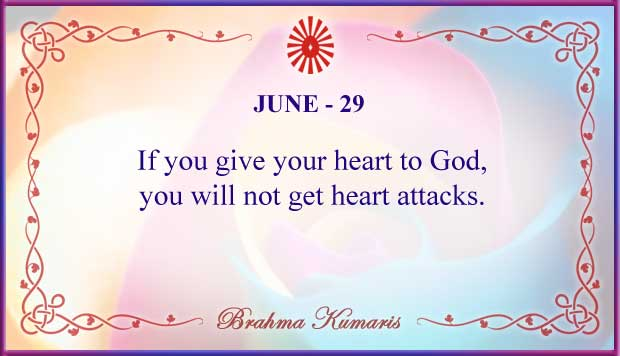 Thought For The Day June 29