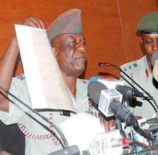 Army SACKS Ex-Spokesman Who Champion Buhari's Missing Certificate Saga