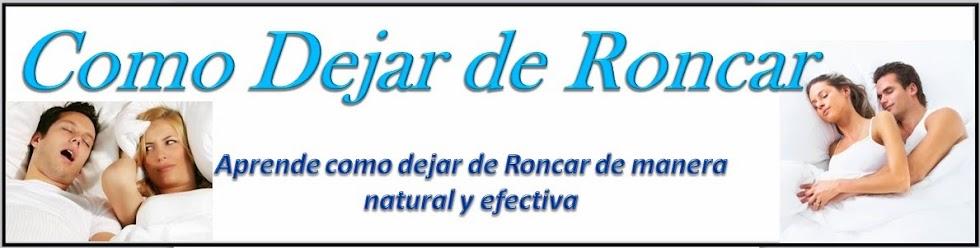 ® LIBRO: Dejar de Roncar Hoy • ¿FUNCIONA? • Descubre La VERDAD