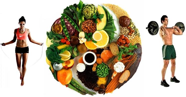 Dieta vegetariana para deportistas (dieta vegana)