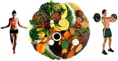 Dieta vegetariana para deportistas