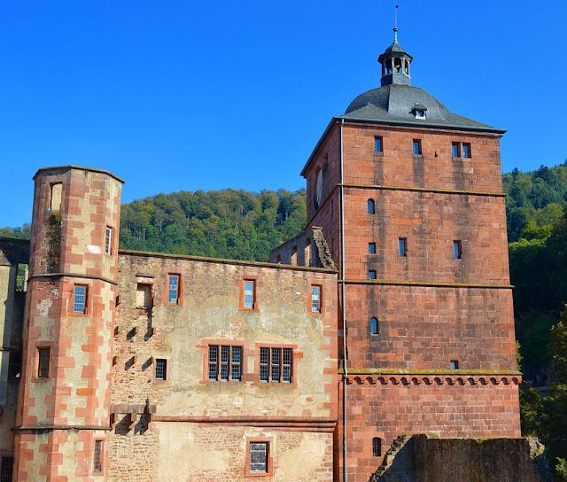 Lâu đài Heidelberg – Đức