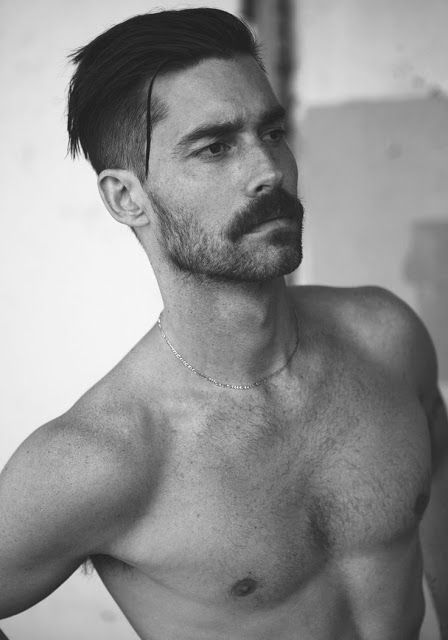os estilos de barba com bigode para 2018!
