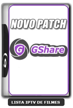 Patch Gshare Retorno das Keys 63W