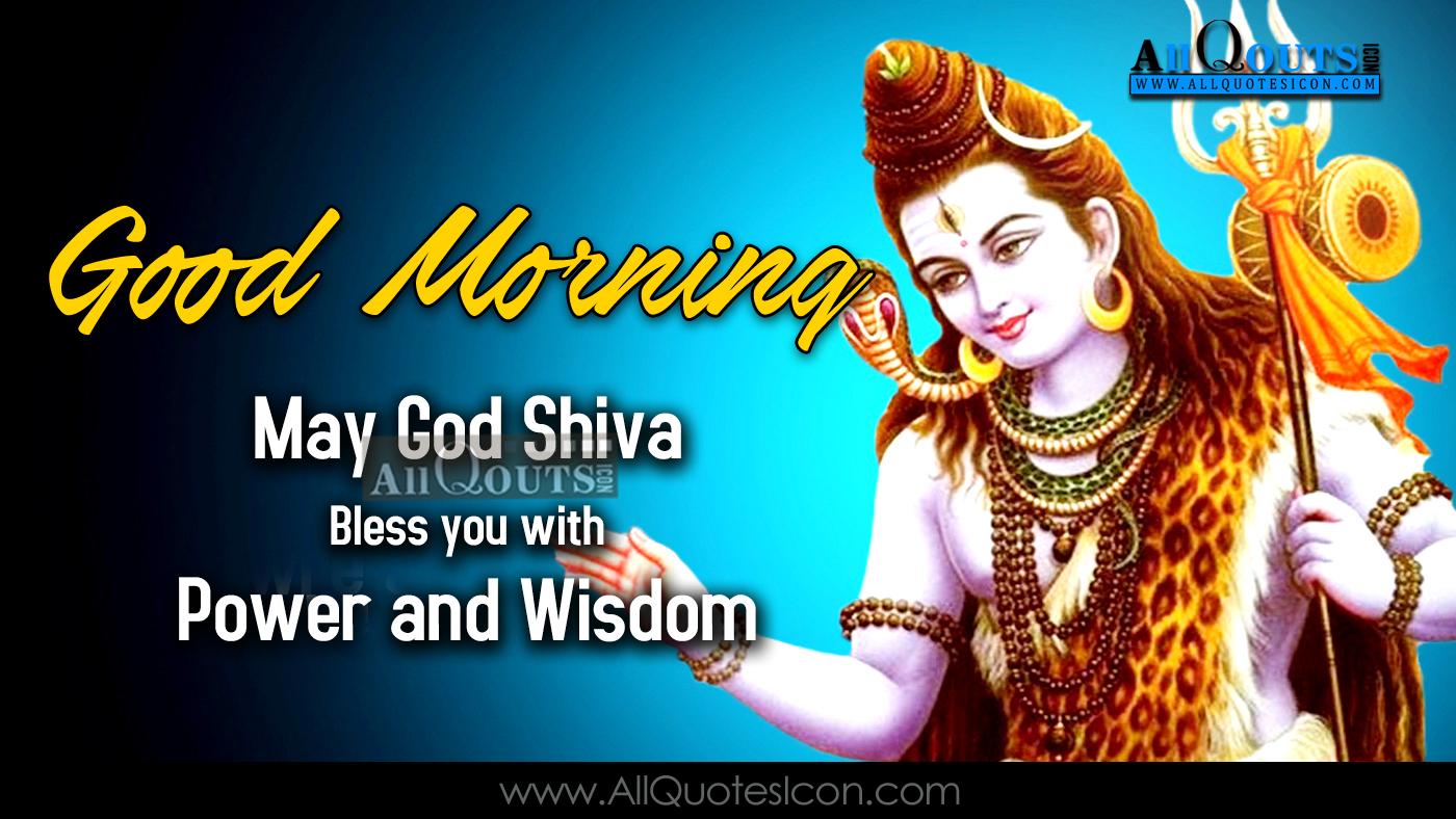 Lord Shiva Good Morning Wallpaper Vinnyoleo Vegetalinfo