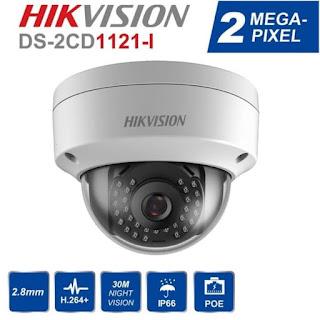 IP Camera HIKVISION DS-2CD1121-I(2.8MM)
