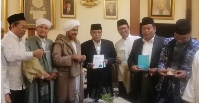 Di PBNU, Habib Umar Sebut NU Sebagai Benteng Aswaja di Indonesia