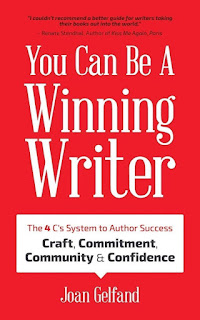 You Can Be a Winning Writer: The 4 C's Approach of Successful Authors