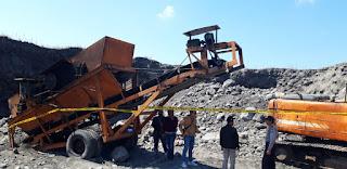 Kecelakaan Kerja di Lahan Tambang  PT. LJS Diduga Ada Kesalahan Prosedur