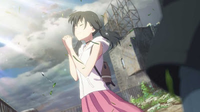 """Weathering With You"" (Tenki no Ko) Screenshots"