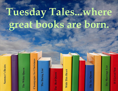 "TUESDAY TALES - WORD PROMPT ""TRAIN"""